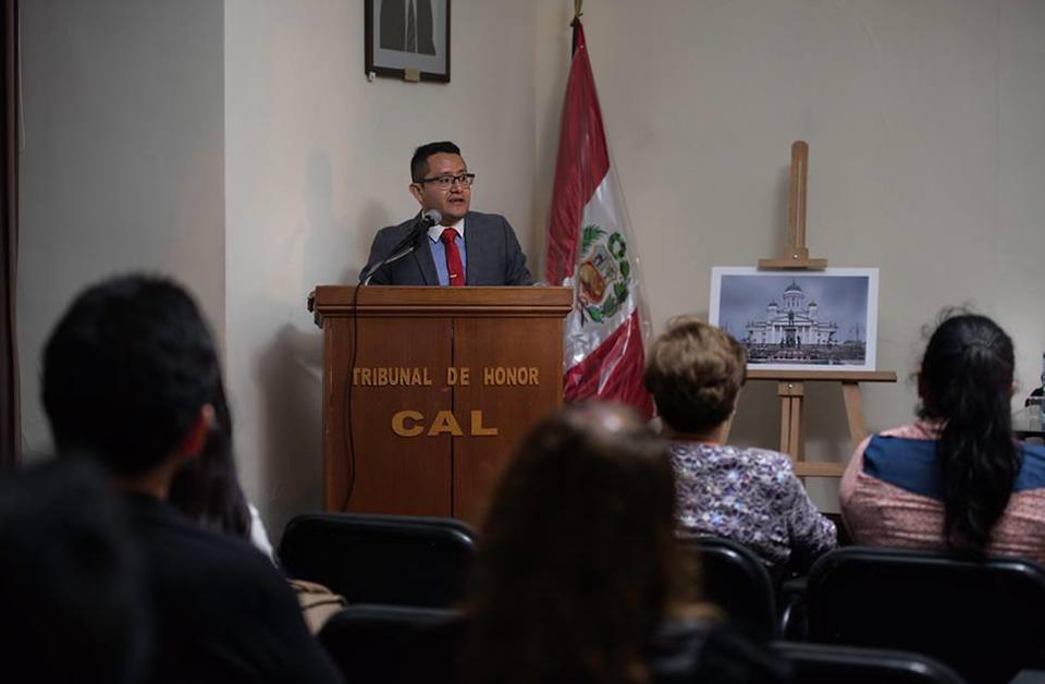 Dr. Wilians Oblitas Villalobos